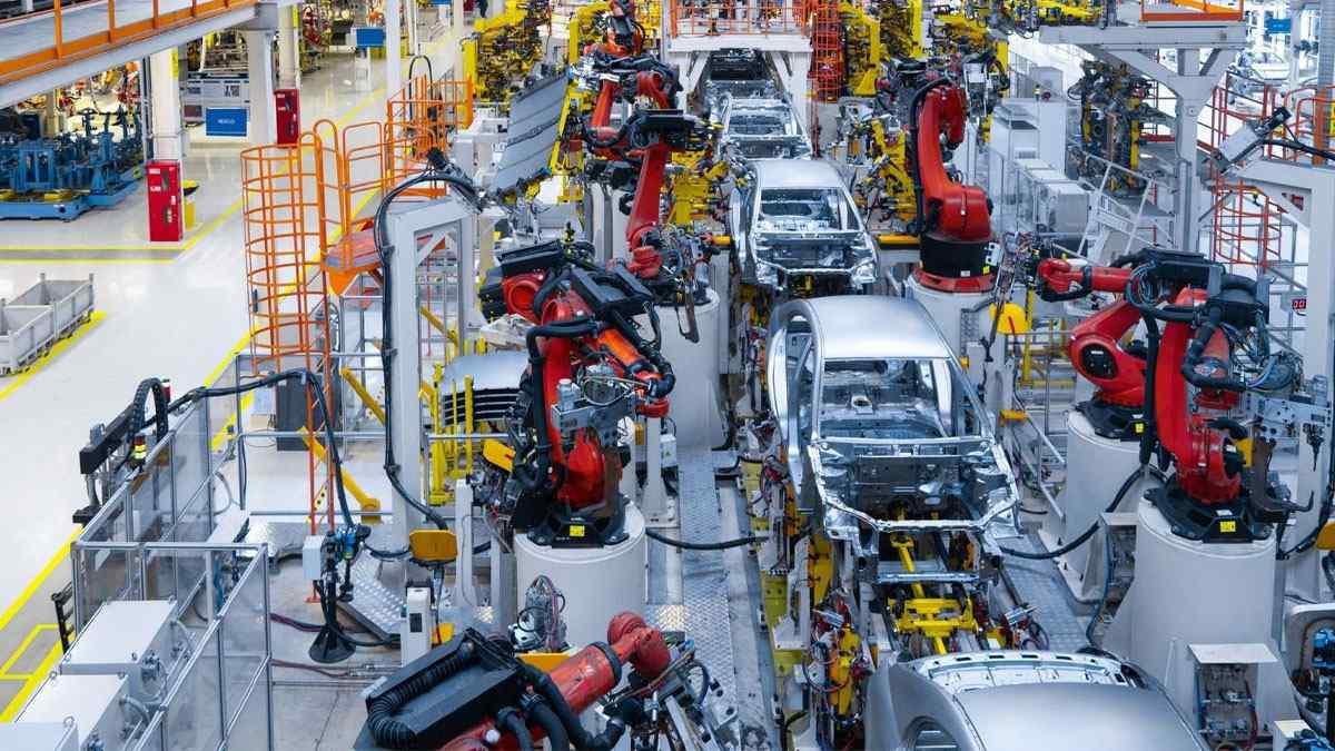 Türkiye'nin Otomotiv Üretimi Yüzde 23 Arttı